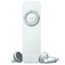 iPod Shuffle - 1st Generation Hire