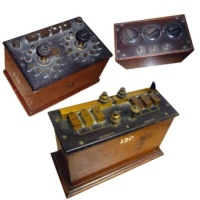 Early 1900s test Equipment Hire