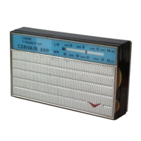 Convair 800 Transistor Radio Hire