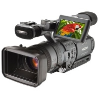 Sony HDR-FX1 - HD Camcorder Hire