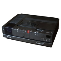 Sony Betamax Video - SL-C7 Hire