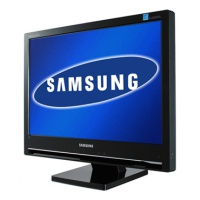 TV & Video Props Samsung SyncMaster 225MW LCD TV