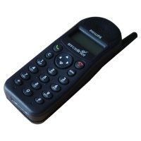 Philips TCD128 Mobile Phone Hire