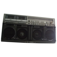 Sharp GF-777 Boombox Ghettoblaster - The Daddy Hire