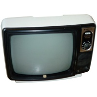 Sanyo 12-T280 Portable Television Hire