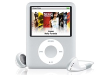 iPod Nano - Third Generation Hire