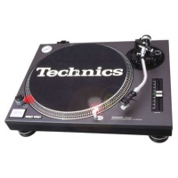 Hi-Fi Props Technics 1210 Turtables & Mixer - DJ Kit