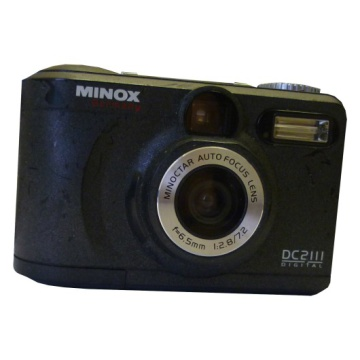 Minox DC2111 Digital Camera
