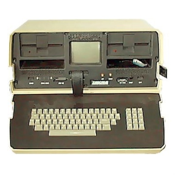 Osborne 1 - The First Portable Computer