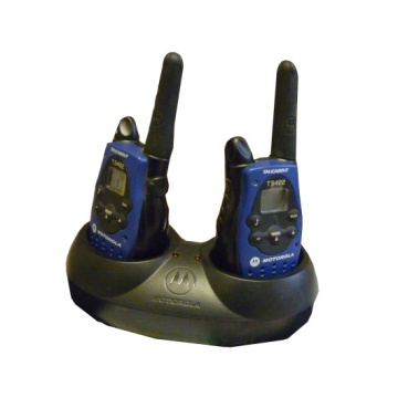 Motorola T5422 Walkie Talkies