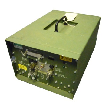 Military CD-ROM Data Box for Computer