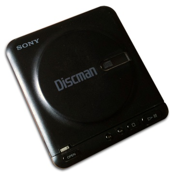 Sony Discman D20 CD Walkman