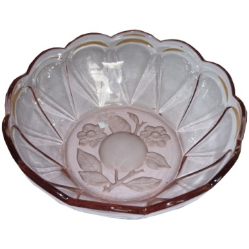 70's Glass Bowl