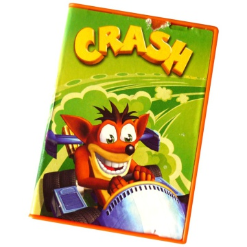 Crash Carting - Hand Held Game