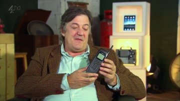 Nokia Communicator with Stephen Fry