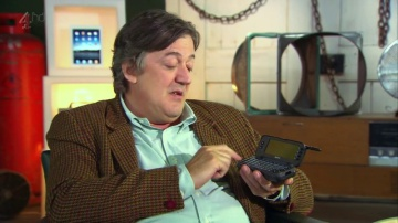 Nokia Communicator used by Stephen Fry