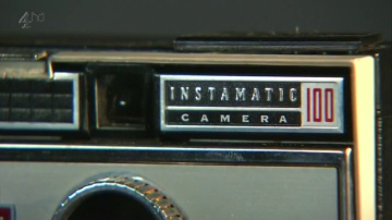 Kodak Instamatic 100 Camera