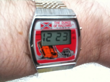 Dukes of Hazzard Watch