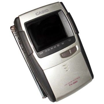 Casio TV-880 - Handheld TV