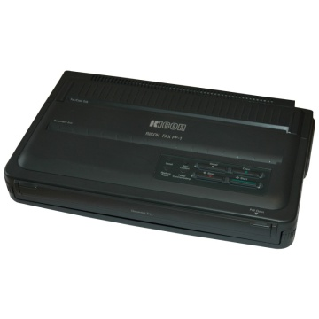 Ricoh PF-1 - The World's Smallest Fax Machine