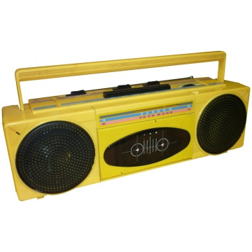Boots SRR20 Radio - Yellow