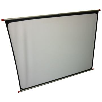 Boots (FINS) - Simplex Projector Screen (Desk Standing)