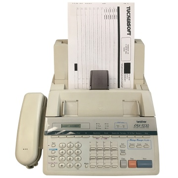 Brother 1030 Plus Fax Machine