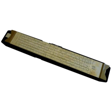 British Thornton AD 150 Advanced Slide Rule