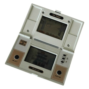 Game & Watch Multiscreen - Oil Panic