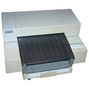 Hewlett Packard DeskJet 500 C Printer