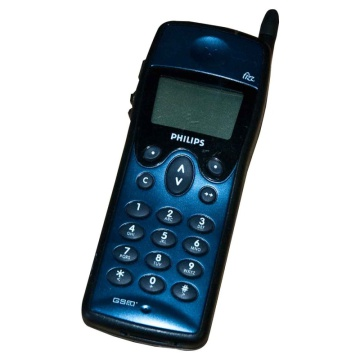 Philips Fizz Mobile Phone