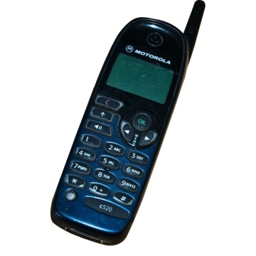 Motorola c520 Mobile Phone