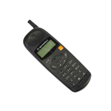 Motorola mr201 'justtalk' Mobile Phone