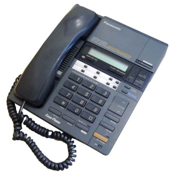 Panasonic Easa-Phone with Built-in Answerphone