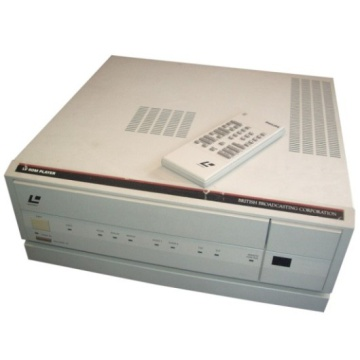 Philips Laserdisc Player
