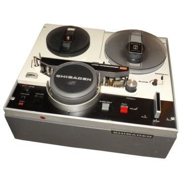 Shibaden SV-810 Video Tape Recorder
