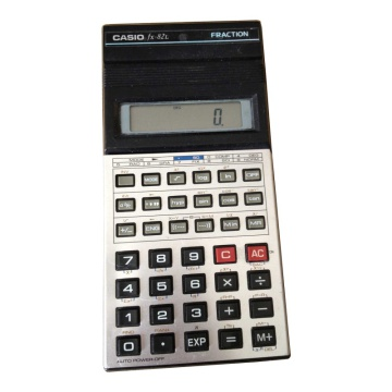 Casio fx-82L Calculator