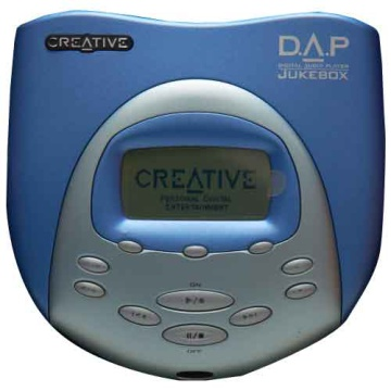 Creative DAP6G02 Digital Audio Player