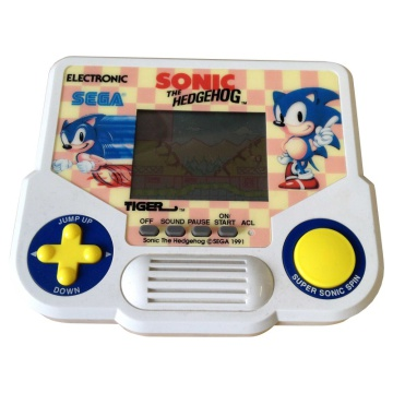Sonic the Hedgehog Handheld Game