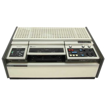 Sony VO-2630 U-Matic Video Recorder