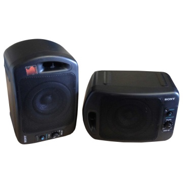 Sony SRS 67 Speakers