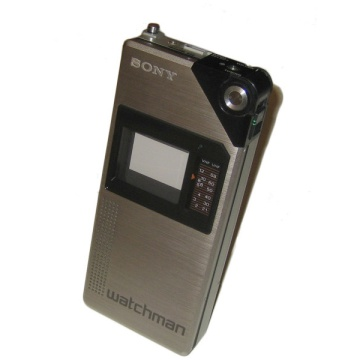 Sony Watchman - FD-210BE
