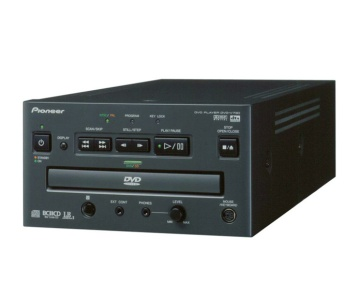 Pioneer V7300D DVD Player