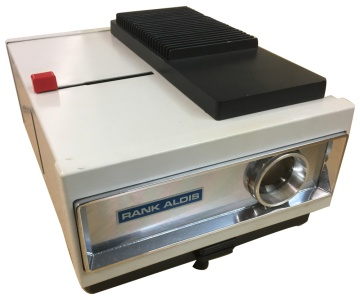 Rank Aldis TK 300 - Manual 35mm Slide Projector