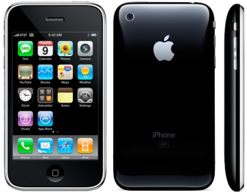 Apple iPhone 3GS - Black