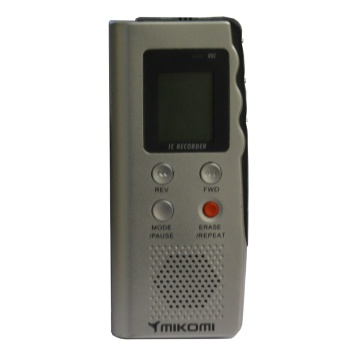 Mikomi ICR-207 Digital Voice Recorder