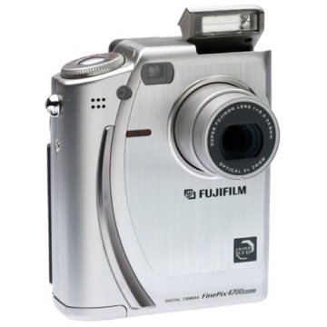 FujiFilm FinePix 4700zoom - Digital Camera