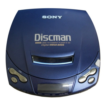 Sony Compact CD player D-191