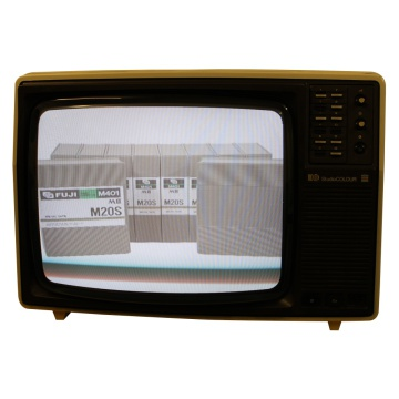 Pye Studio Colour TV