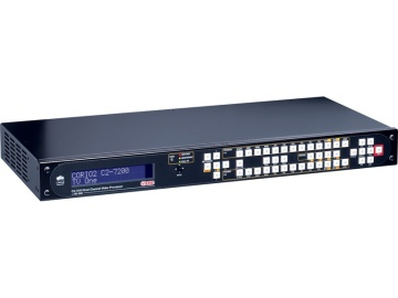 TV One C2-7210 HD-SDI Seamless Switcher